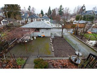 Photo 10: 855 W KING EDWARD Avenue in Vancouver: Cambie House for sale (Vancouver West)  : MLS®# V868084