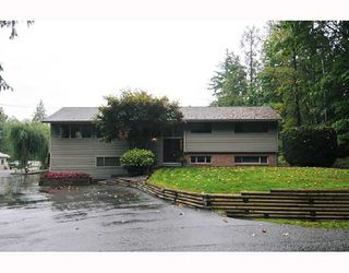 Photo 1: 11853 246TH Street in Maple_Ridge: Cottonwood MR House for sale (Maple Ridge)  : MLS®# V737328