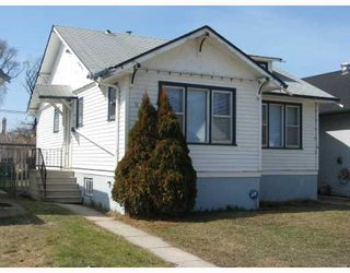 Photo 1: 990 GARFIELD Street North in WINNIPEG: West End / Wolseley Residential for sale (West Winnipeg)  : MLS®# 2905782