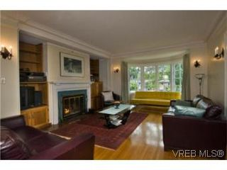 Photo 3: 1376 Craigdarroch Rd in VICTORIA: Vi Rockland House for sale (Victoria)  : MLS®# 507180