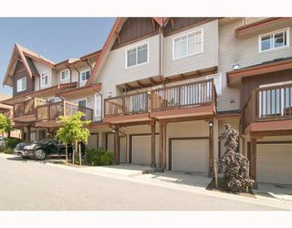 """Main Photo: 145 2000 PANORAMA Drive in Port_Moody: Heritage Woods PM Townhouse for sale in """"Mountains Edge"""" (Port Moody)  : MLS®# V774233"""
