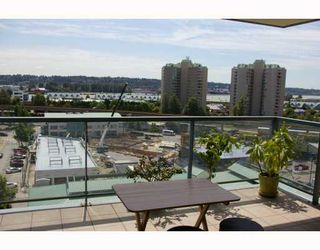 "Photo 10: 701 98 10TH Street in New_Westminster: Downtown NW Condo for sale in ""PLAZA POINTE"" (New Westminster)  : MLS®# V774706"