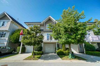 "Photo 1: 10 20560 66 Avenue in Langley: Willoughby Heights Townhouse for sale in ""AMBERLEIGH"" : MLS®# R2390934"