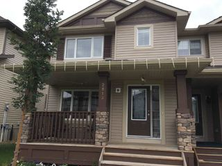 Photo 1: 2813 15 Street in Edmonton: Zone 30 House Half Duplex for sale : MLS®# E4169249