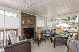 "Photo 3: 14 53480 BRIDAL FALLS Road in Rosedale: Rosedale Popkum Manufactured Home for sale in ""Bridal Falls Cottage Resort"" : MLS®# R2397701"