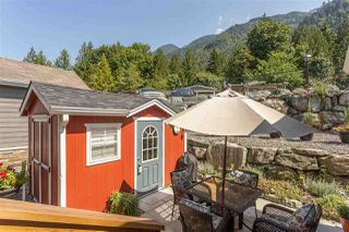 "Photo 14: 14 53480 BRIDAL FALLS Road in Rosedale: Rosedale Popkum Manufactured Home for sale in ""Bridal Falls Cottage Resort"" : MLS®# R2397701"
