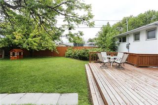 Photo 18: 882 Borebank Street in Winnipeg: River Heights South Residential for sale (1D)  : MLS®# 1925213