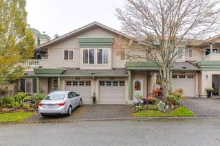 "Photo 1: 282 13888 70 Avenue in Surrey: East Newton Townhouse for sale in ""Chelsea Gardens"" : MLS®# R2412389"