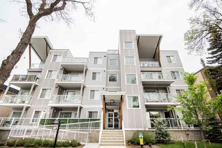 Photo 31: 403 10030 83 Avenue in Edmonton: Zone 15 Condo for sale : MLS®# E4181516