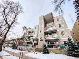 Photo 33: 403 10030 83 Avenue in Edmonton: Zone 15 Condo for sale : MLS®# E4181516