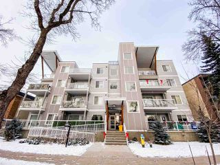 Photo 2: 403 10030 83 Avenue in Edmonton: Zone 15 Condo for sale : MLS®# E4181516