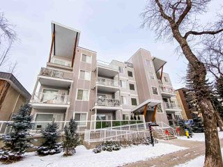 Photo 1: 403 10030 83 Avenue in Edmonton: Zone 15 Condo for sale : MLS®# E4181516