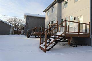 Photo 28: 11303 79 Avenue in Edmonton: Zone 15 House Half Duplex for sale : MLS®# E4194396