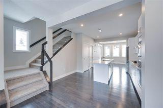 Photo 3: 11303 79 Avenue in Edmonton: Zone 15 House Half Duplex for sale : MLS®# E4194396