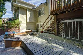 Photo 33: 6825 NICHOLSON Road in Delta: Sunshine Hills Woods Townhouse for sale (N. Delta)  : MLS®# R2480008