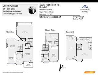 Photo 36: 6825 NICHOLSON Road in Delta: Sunshine Hills Woods Townhouse for sale (N. Delta)  : MLS®# R2480008