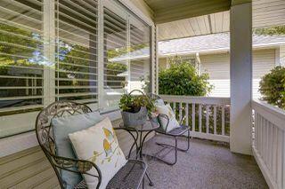 Photo 34: 6825 NICHOLSON Road in Delta: Sunshine Hills Woods Townhouse for sale (N. Delta)  : MLS®# R2480008