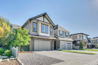 Main Photo: 332 MAHOGANY Boulevard SE in Calgary: Mahogany Detached for sale : MLS®# A1031543