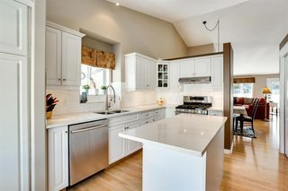Photo 13: 308 PROMINENCE Heights SW in Calgary: Patterson Semi Detached for sale : MLS®# A1037279