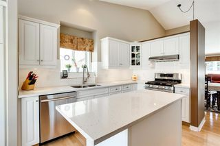 Photo 12: 308 PROMINENCE Heights SW in Calgary: Patterson Semi Detached for sale : MLS®# A1037279