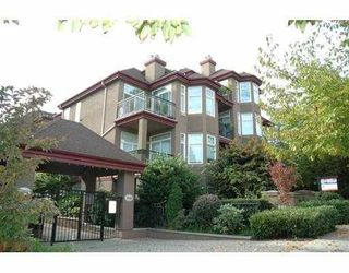 """Photo 1: 302 588 12TH Street in New_Westminster: Uptown NW Condo for sale in """"REGENCY"""" (New Westminster)  : MLS®# V787422"""