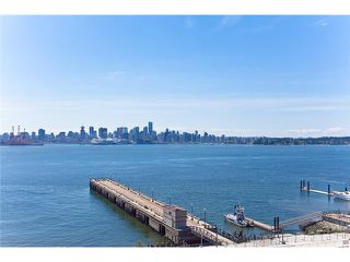 "Photo 3: 1104 162 VICTORY SHIP Way in North Vancouver: Lower Lonsdale Condo for sale in ""ATRIUM WEST AT THE PIER"" : MLS®# V857807"