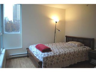 "Photo 5: 601 1328 W PENDER Street in Vancouver: Coal Harbour Condo for sale in ""THE CLASSICO"" (Vancouver West)  : MLS®# V863249"