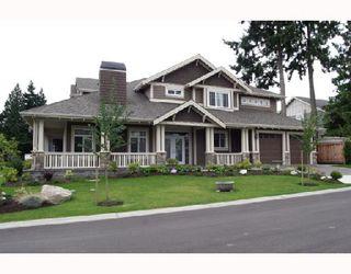 """Photo 1: 5364 SPETIFORE in Tsawwassen: Tsawwassen Central House for sale in """"TSAWWASSEN CENTRAL"""" : MLS®# V729415"""