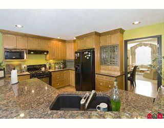 Photo 4: 21545 TELEGRAPH Trail in Langley: Walnut Grove House for sale : MLS®# F2828142
