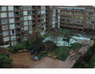 Photo 8: 710 950 DRAKE Street in Vancouver: Downtown VW Condo for sale (Vancouver West)  : MLS®# V746221