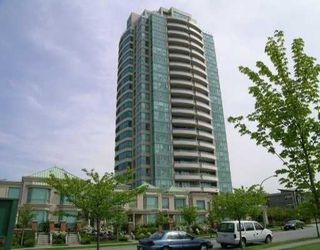 "Photo 1: 806 6659 SOUTHOAKS Crescent in Burnaby: Highgate Condo for sale in ""GEMINI II"" (Burnaby South)  : MLS®# V761025"