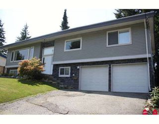 Photo 2: 32555 WILLINGDON Crescent in Abbotsford: Abbotsford West House for sale : MLS®# F2913152