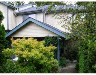 """Photo 3: 7 1838 HARBOUR Street in Port Coquitlam: Citadel PQ Townhouse for sale in """"GRACEDALE"""" : MLS®# V775769"""