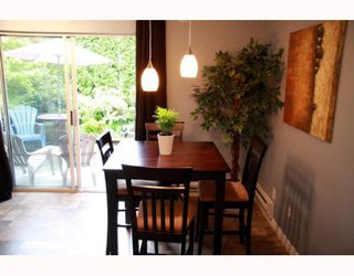 """Photo 9: 7 1838 HARBOUR Street in Port Coquitlam: Citadel PQ Townhouse for sale in """"GRACEDALE"""" : MLS®# V775769"""