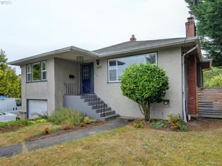 Photo 1: 4105 Glanford Ave in VICTORIA: SW Glanford Single Family Detached for sale (Saanich West)  : MLS®# 821592