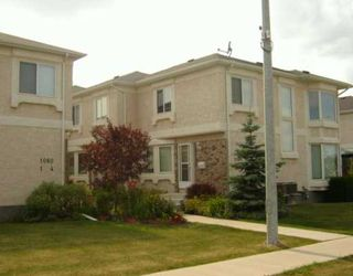 Photo 1: 1060 DAKOTA Street in WINNIPEG: St Vital Condominium for sale (South East Winnipeg)  : MLS®# 2611507