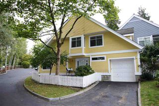 """Photo 1: 47 4847 219 Street in Langley: Murrayville Townhouse for sale in """"Waterford Ridge"""" : MLS®# R2406970"""