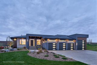 Photo 1: 247 Riverview Way: Rural Sturgeon County House for sale : MLS®# E4195577