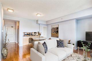 Photo 3: 907 10319 111 Street in Edmonton: Zone 12 Condo for sale : MLS®# E4211853