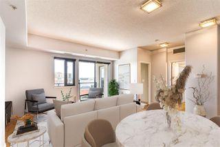 Photo 2: 907 10319 111 Street in Edmonton: Zone 12 Condo for sale : MLS®# E4211853