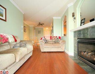 """Photo 4: 334 22020 49TH Avenue in Langley: Murrayville Condo for sale in """"MURRAY GREEN"""" : MLS®# F1005379"""