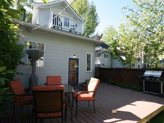 Photo 19: 830 3 Avenue NW in CALGARY: Sunnyside Residential Detached Single Family for sale (Calgary)  : MLS®# C3421559