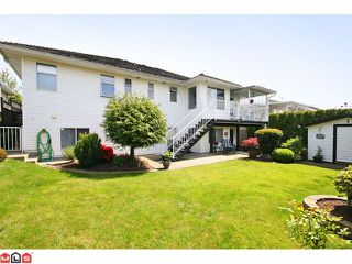 Photo 10: 2901 SOUTHERN Place in Abbotsford: Abbotsford West House for sale : MLS®# F1013545