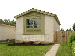 Photo 1:  in WINNIPEG: North Kildonan Residential for sale (North East Winnipeg)  : MLS®# 1009932