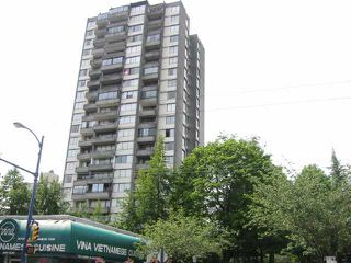 Photo 1: 901 1816 HARO Street in Vancouver: West End VW Condo for sale (Vancouver West)  : MLS®# V838328