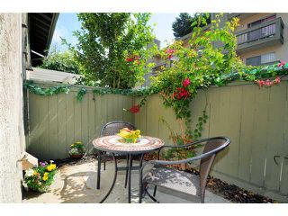 Photo 2: COLLEGE GROVE Townhome for sale : 2 bedrooms : 3912 60th #9 in San Diego