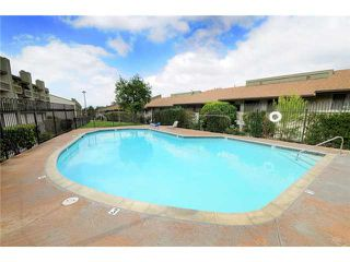 Photo 12: COLLEGE GROVE Townhome for sale : 2 bedrooms : 3912 60th #9 in San Diego