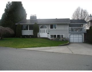 Photo 1: 12109 IRVING Street in Maple_Ridge: Northwest Maple Ridge House for sale (Maple Ridge)  : MLS®# V726186