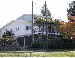 "Photo 1: 110 N BOUNDARY Road in Burnaby: Vancouver Heights House for sale in ""VANCOUVER HEIGHTS"" (Burnaby North)  : MLS®# V740599"