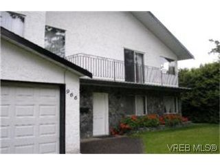 Photo 2:  in VICTORIA: SW Portage Inlet Single Family Detached for sale (Saanich West)  : MLS®# 404386